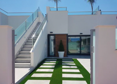 Semi-detached Villas close to popular Roda Golf Resort, Roda Golf & Beach Club, Costa Calida