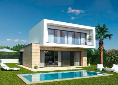 Fairway Villas close to Roda Golf Resort, Roda Golf & Beach Club, Costa Calida