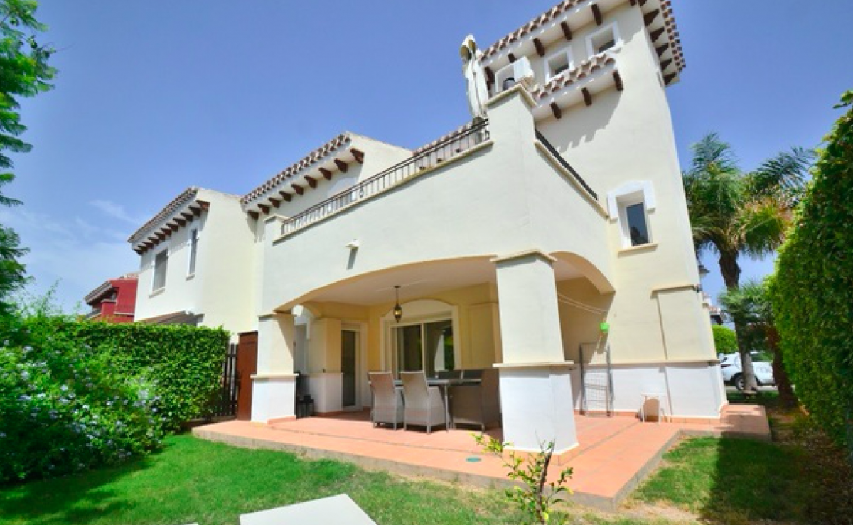 Mar Menor Golf Resort - Villa -