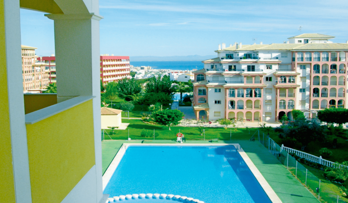 Costa Blanca Properties close to Golf Resorts - Fine Apartments Torremar in La Mata, Costa blanca