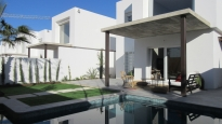 Elegant Semi-detached Villas Mar de Cristal, Costa Calida