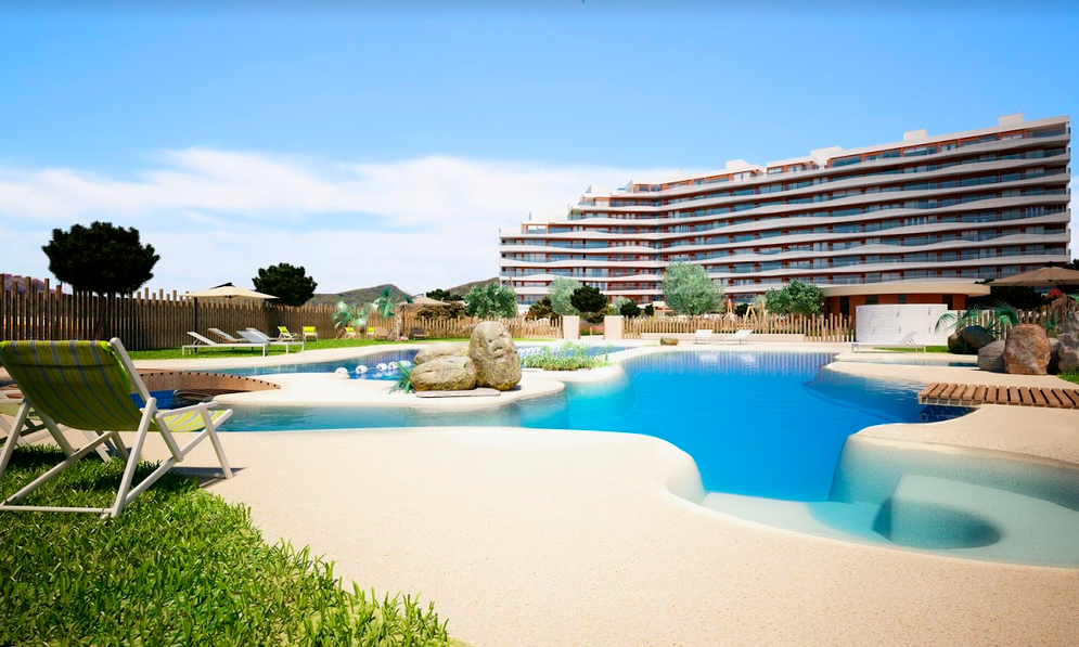 Costa Calida Properties close to Golf Resorts - Luxury Apartments Mar Menor, Costa Calida