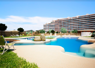 Luxury Apartments and Penthouses at Mar Menor, Costa Calida
