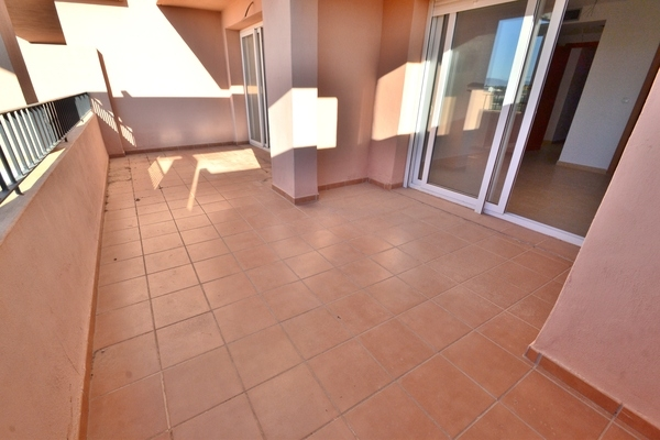 Mar Menor Golf Resort - Schönes Fairway Apartment, Mar Menor Golf Resort, Costa Calida -