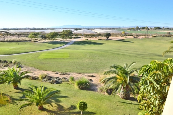 Mar Menor Golf Resort - Schönes Fairway Apartment, Mar Menor Golf Resort, Costa Calida