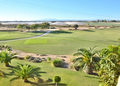 Wonderful Fairway Apartment, Mar Menor Golf Resort, Costa Calida