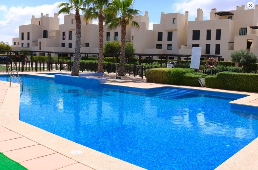PROPERTIES FROM 42.600 € close to Golf Resorts at Costa Calida - Apartment in Corvera Golf, Costa Calida -