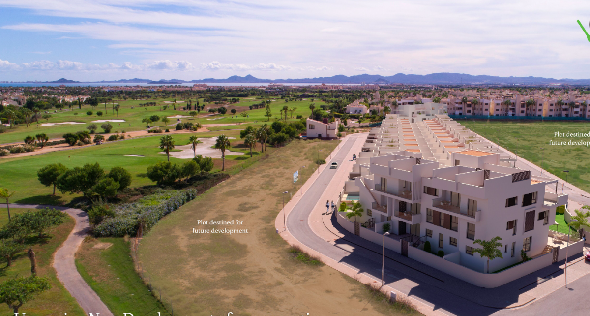 Roda Golf & Beach Club - Modern Apartments, Roda Golf & Beach Club, Costa Calida