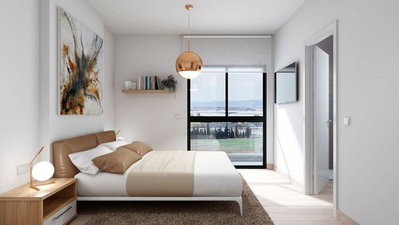 Roda Golf & Beach Club - Modern Apartments, Roda Golf & Beach Club, Costa Calida -