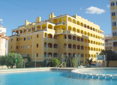 Solide neue Apartments Torremar am Mittelmeer in La Mata, Costa Blanca