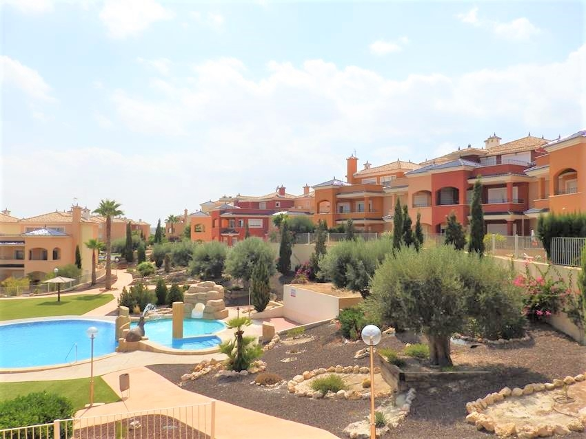 Altaona Golf & Country Village - Apartment Altaona Golf, Costa Calida -