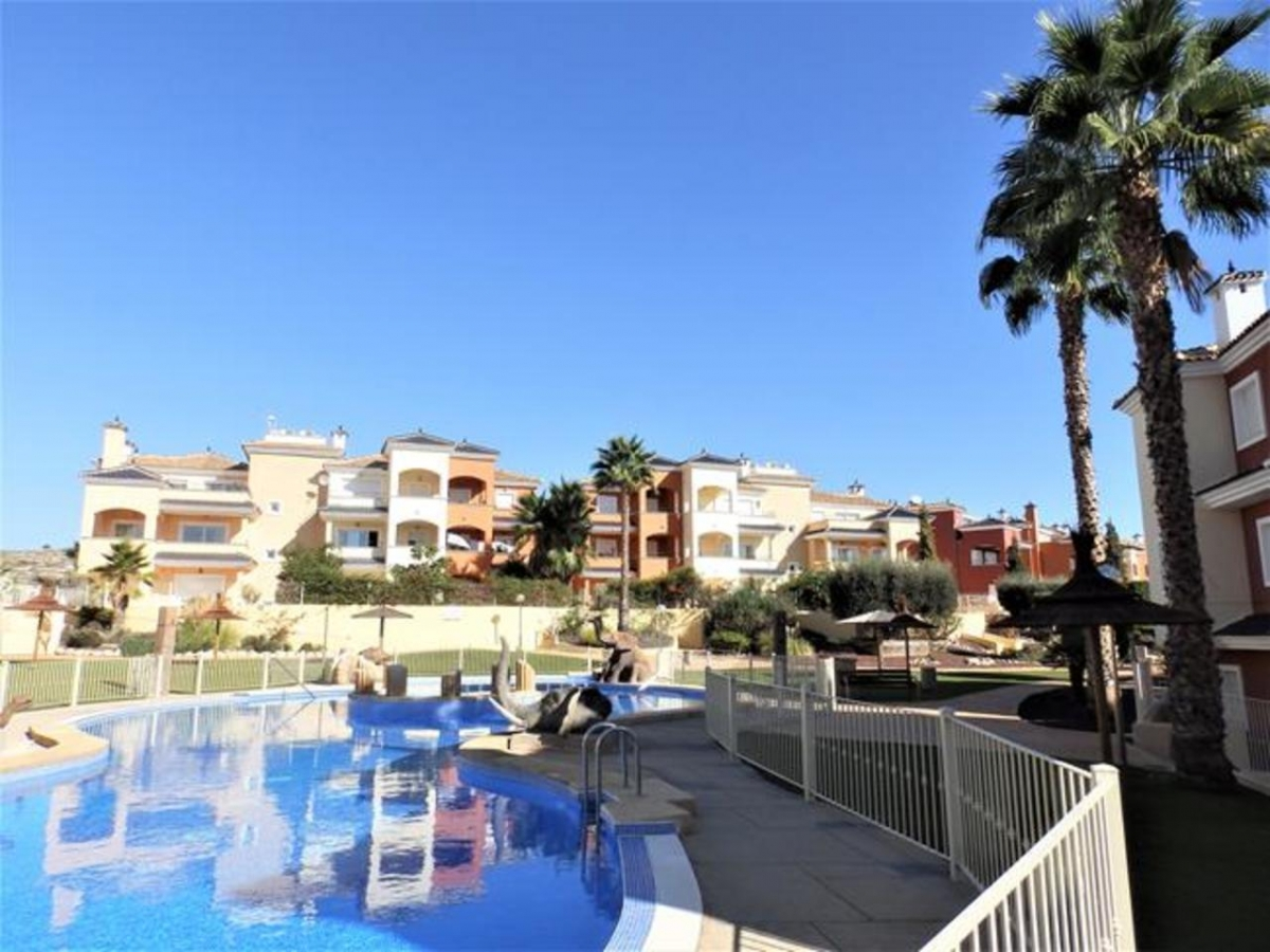 Altaona Golf & Country Village - Apartment Altaona Golf, Costa Calida