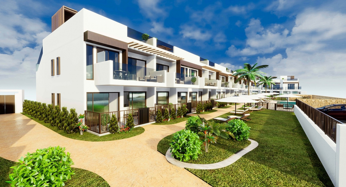 Costa Calida Properties close to Golf Resorts - Friendly Apartments in Torre Pacheco, Costa Calida
