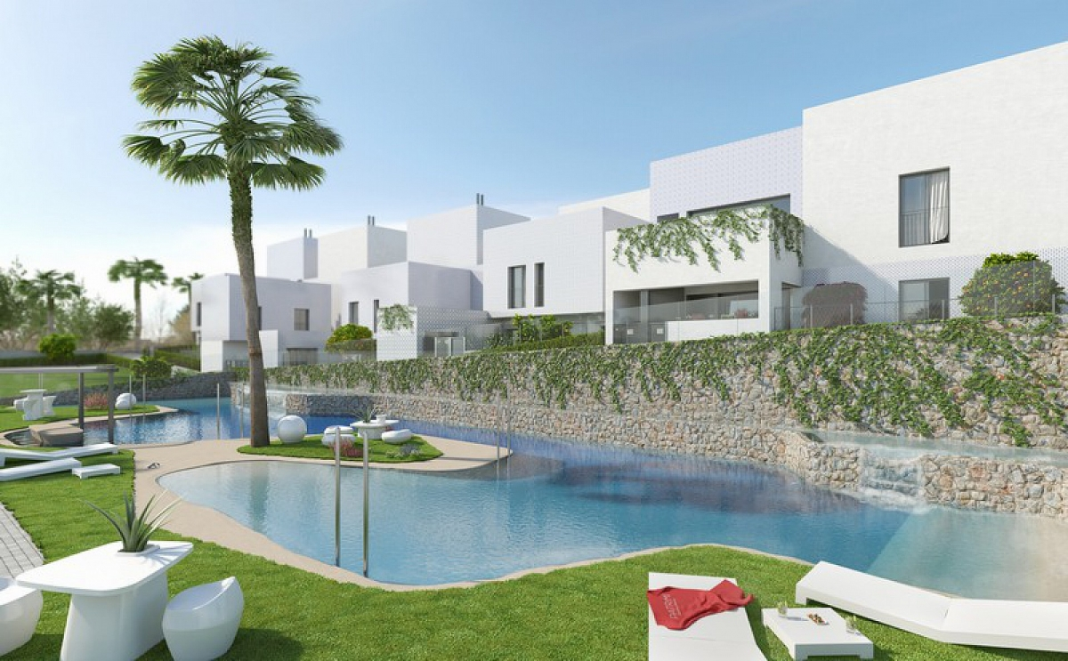 Immobilien ab 129.000 € im Las Colinas Golf & Country Club - Apartments, 3 km bis Spaniens bestem Golf Resort, Las Colinas, Costa Blanca