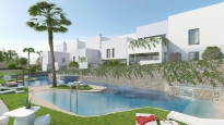 Apartments, 3 km bis Spaniens bestem Golf Resort, Las Colinas, Costa Blanca