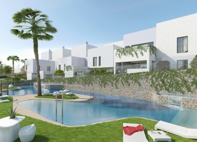 Apartments 3 km from Las Colinas Golf & Country Club, Las Colinas, Costa Blanca