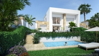 Detached Villas EUA/EUA, La Finca Golf & Spa Resort, Costa Blanca