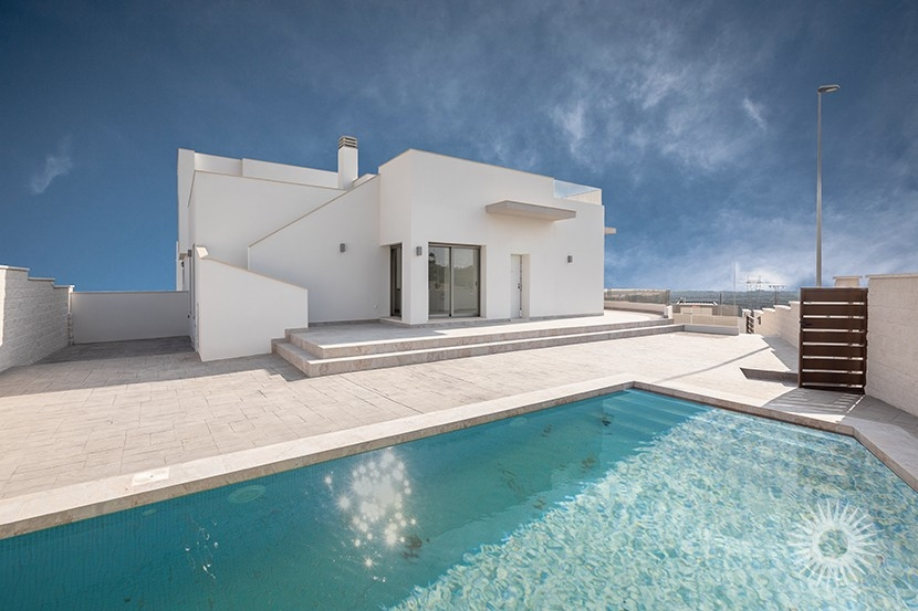 Costa Blanca Immobilien in Nähe von Golf Resorts - Villa, 3 km bis Spaniens bestem Golf Resort Las Colinas, Costa Blanca