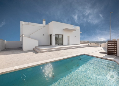 Villa, 3 km from Las Colinas Golf & Country Club, Costa Balnca