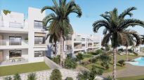 Modern Golf Townhouses in good location, Lo Romero Golf Resort, Costa Blanca