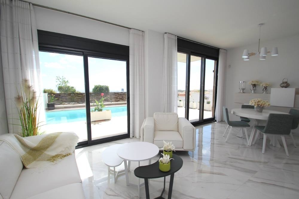 Costa Blanca Immobilien in Nähe von Golf Resorts - Villa Bellavista, San Miguel, Costa Blanca -