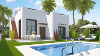 Cozy Detached Villas in Ciudad Quesada, Costa Blanca