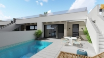 Elegant Semi-Detached Villa in Pilar de la Horadada, Costa Blanca