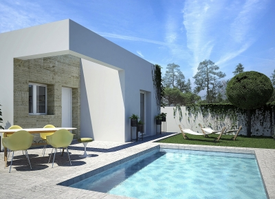 Modern Detached Villa in Ciudad Quesada, Costa Blanca