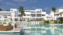Elegante Bungalows in Los Balcones, Costa Blanca