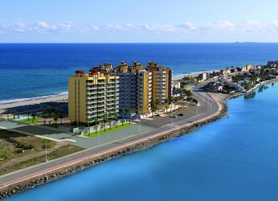 Apartment between 2 Seas, La Manga del Mar Menor, Costa Calida