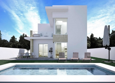 Detached Villas in Ciudad Quesada, Costa Blanca