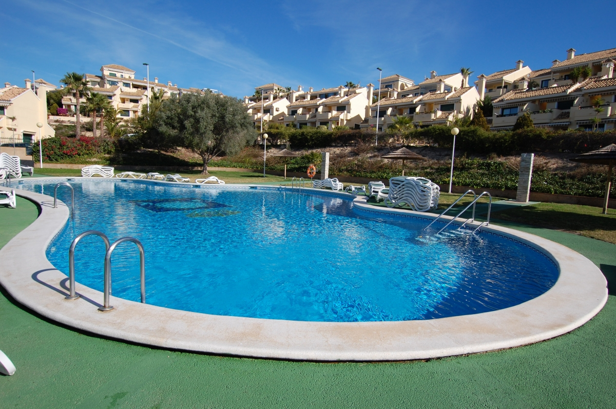 Real Club de Golf Club Campoamor - Apartment, Golf Club Campoamor, Costa Blanca