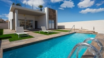 Detached Villa in Urb PAU 26, Costa Blanca
