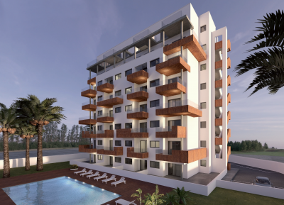 Attraktive Apartments Dunas Guardamar, Costa  Blanca