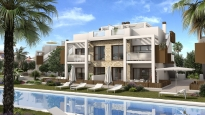 Herrliche Apartments in Balcones, Costa Blanca