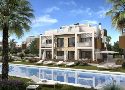 Great Apartments in Balcones, Costa Blanca