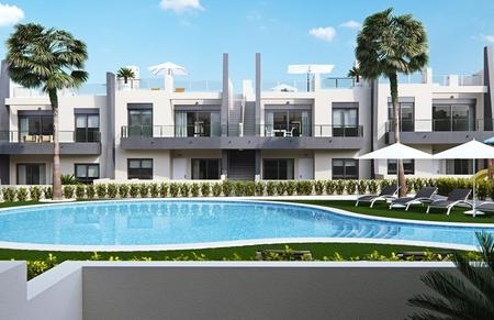 Costa Blanca Properties close to Golf Resorts - Exquisite Apartments in Torre de la Horadada, Costa Blanca