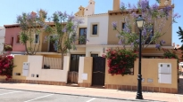 Townhouse in guter Lage, am Fairway, neben Hotel, Hacienda del Alamo, Costa Calida