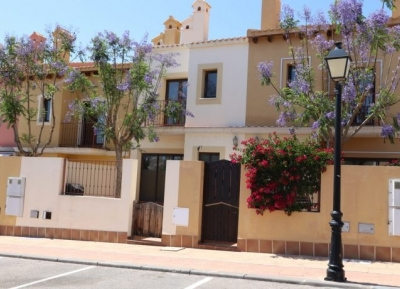 Townhouse at Fairway Hacienda del Alamo, Costa Calida