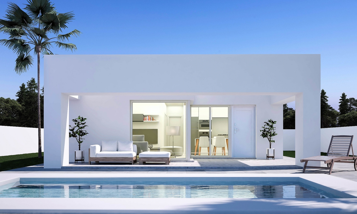 Costa Blanca Immobilien in Nähe von Golf Resorts - Charmante Villa, Rojales, Costa Blanca
