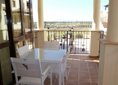 Penthouse Spanish Village, Hacienda del Alamo, Costa Calida
