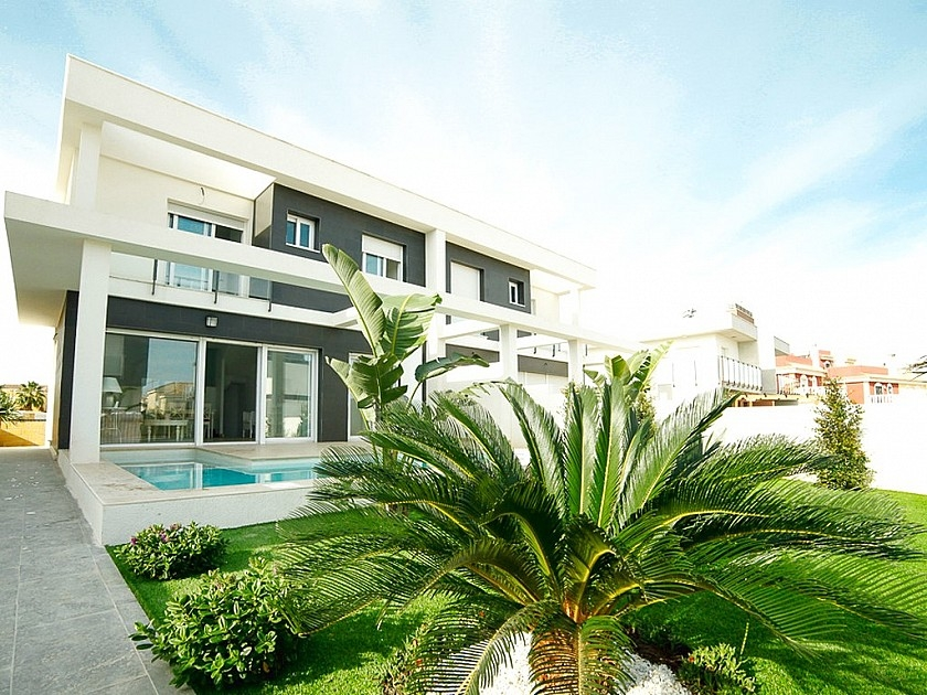 Costa Blanca Immobilien in Nähe von Golf Resorts - Townhouse in Gran Alacant, Costa Blanca