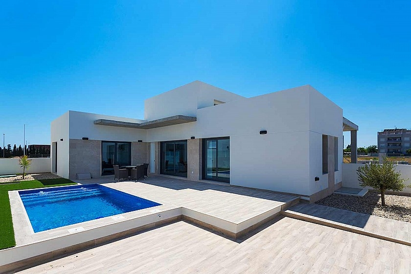 Costa Blanca Immobilien in Nähe von Golf Resorts - Villa in Daya Nueva, Costa Blanca
