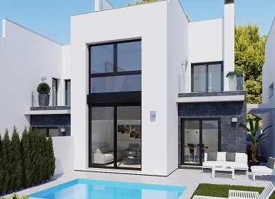 Detached Villa in PAU, Costa Blanca