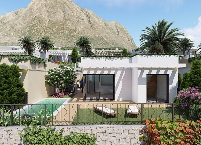 Townhouse in Finestrat, Costa Blanca