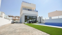 Semi Detached Villa in Pillar de la Horadada, Costa Blanca