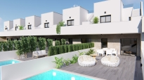 Townhouse in Pilar de la Horadada, Costa Blanca
