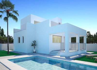 Villa in Ciudad Quesada, Costa Blanca