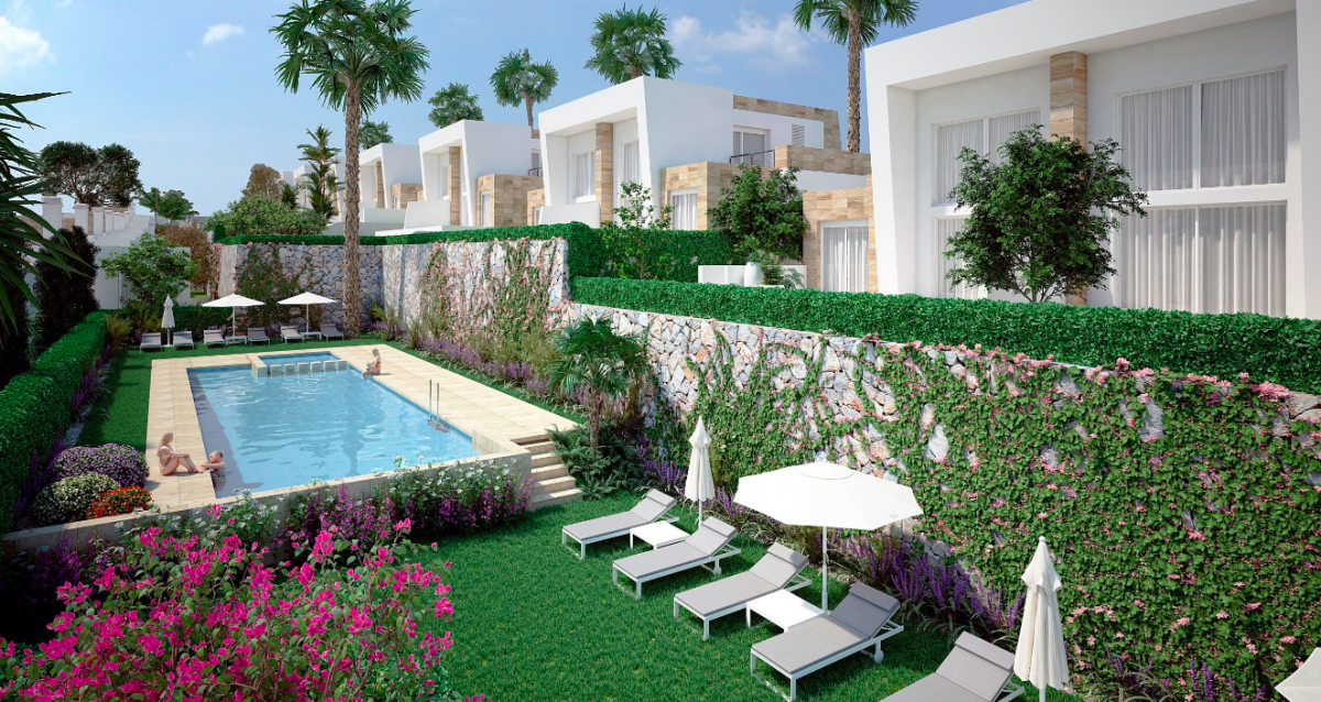 La Finca Golf & Spa Resort - Exquisites ESIA-Villen, La Finca Golf 6 Spa, Costa blanca -