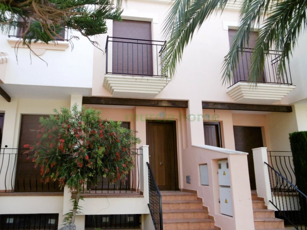 Costa Calida Properties close to Golf Resorts - Duplex Portman, Costa Calida